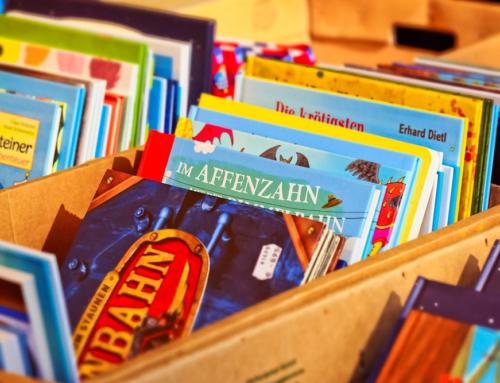 Kinderbücher boomen im Lockdown