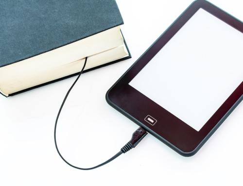 Gedruckte Bücher eigenen sich meist besser zum Vorlesen und Lesen für Kinder als E-Books